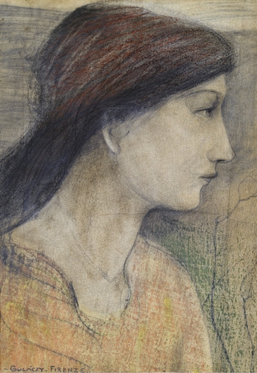 gulacsy_lajos-firenzei_lany_1904-45._aukcio_139